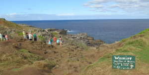Walk to Blow Hole